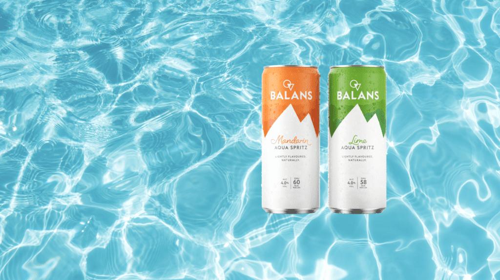 Balans leads hard seltzer drinks trend in UK