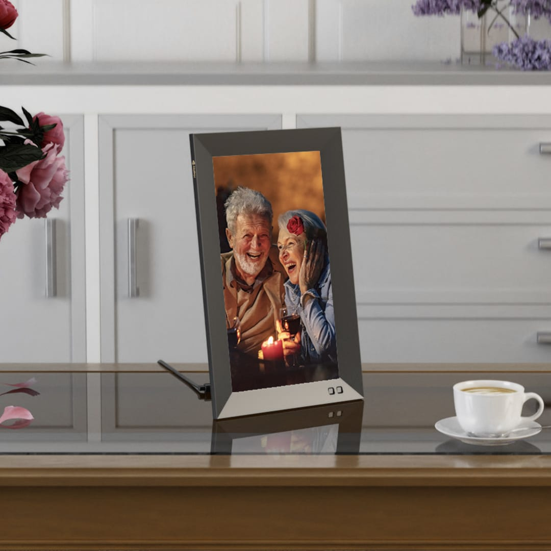 Nixplay's digital photo frames