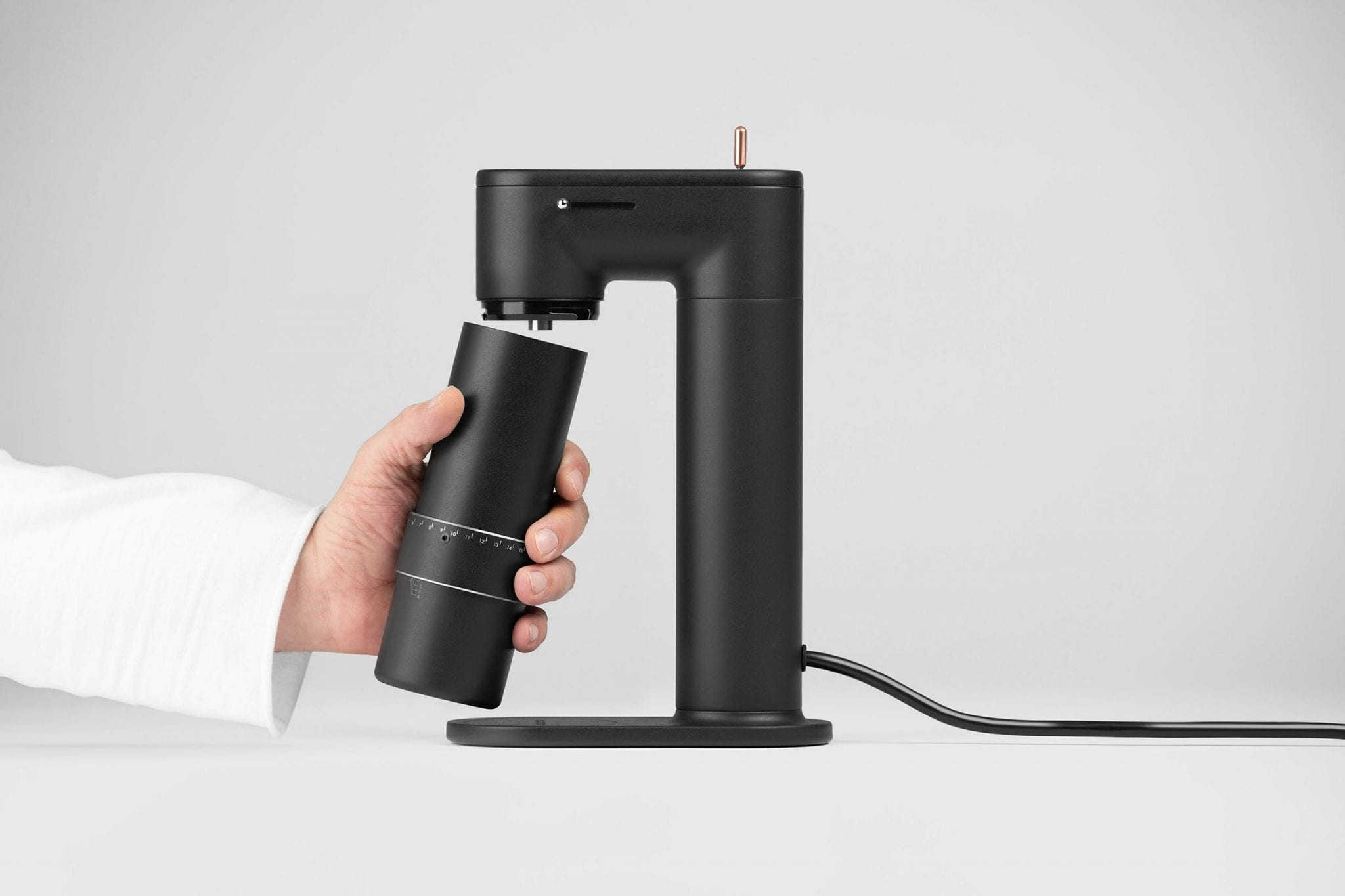 GOAT STORY ARCO 2-IN-1 COFFEE GRINDER