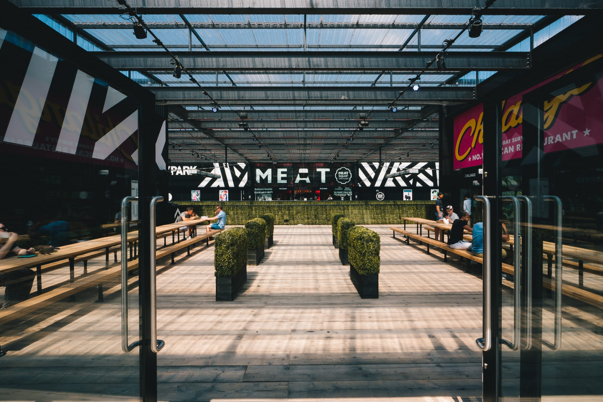 BOXPARK TO REOPEN WITH OUTDOOR DINING ACROSS ALL VENUES