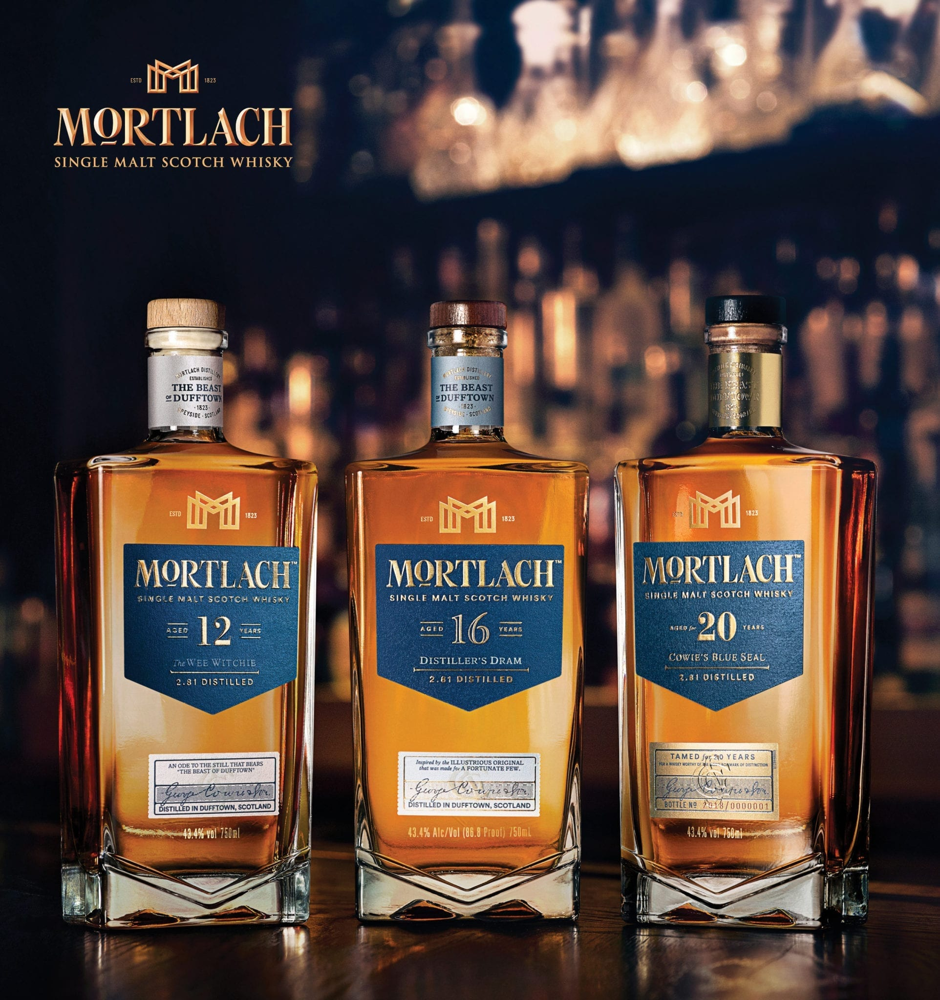 POLO & TWEED AND MORTLACH WHISKY MAKE IT A FATHER'S DAY TO REMEMBER