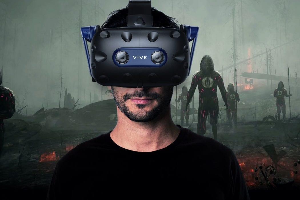 VIVE PRO 2 VR HEADSET