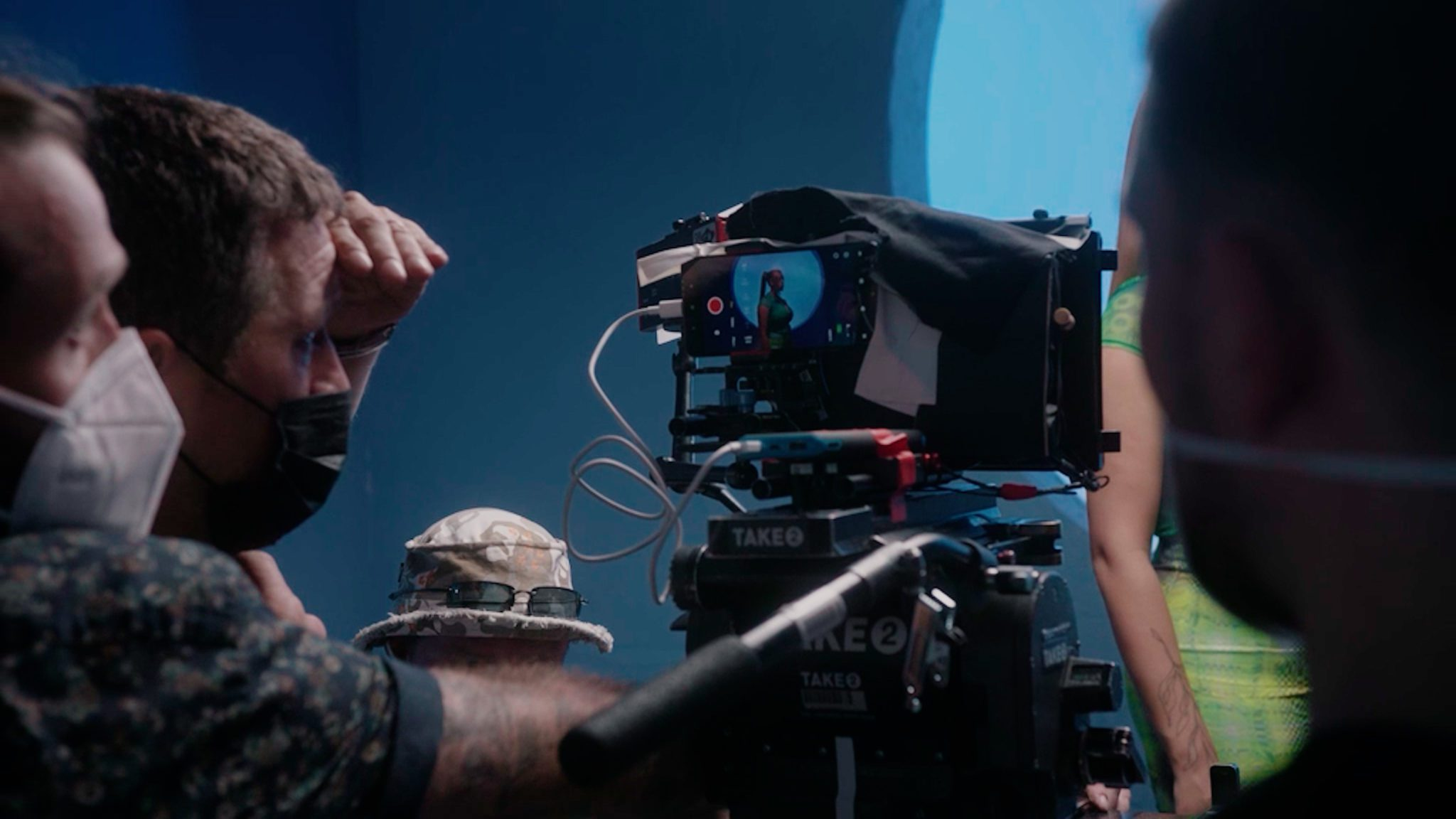 Grammy-nominee Mahalia's Latest Music Video Shot Entirely on Mi 11 Series