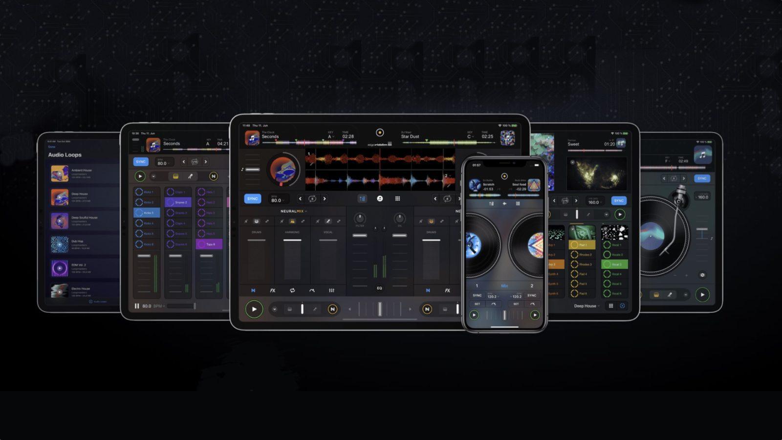 Algoriddim integrates ShazamKit technology with djay